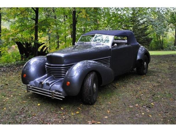 1937 cord 1937 cord 812 convertible for sale in livonia michigan classified. Black Bedroom Furniture Sets. Home Design Ideas