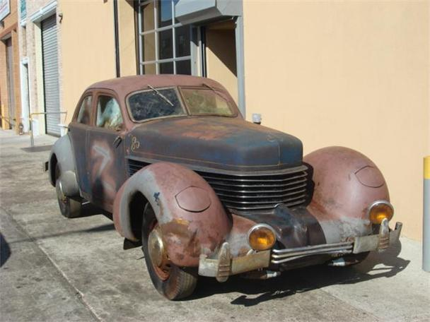 1937 Cord Westchester For Sale In New York New York