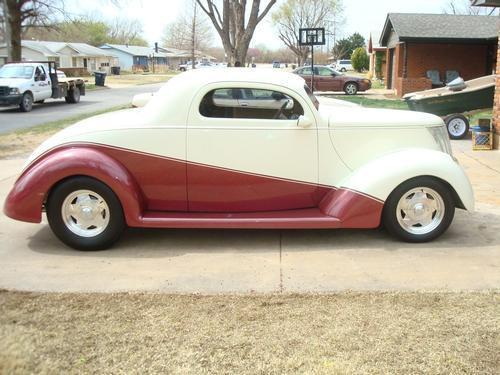 1937 ford 3 window coupe for sale in enid oklahoma for 1937 ford 3 window coupe for sale