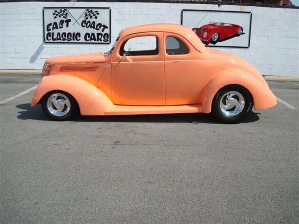 1937 Ford Coupe For Sale In Lillington North Carolina