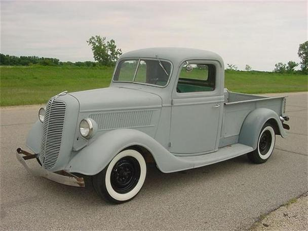 1937 Ford Pickup For In Winona Minnesota