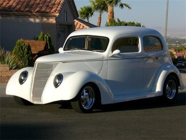 1937 Ford Slantback For Sale In Prescott Arizona