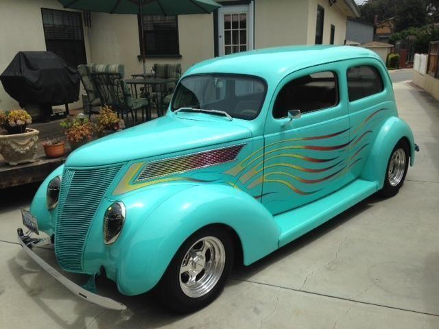 1937 Ford Slantback For Sale  Ca