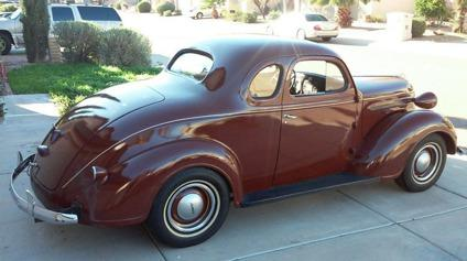 1937 Plymouth P4 Business Coupe For Sale In Jefferson