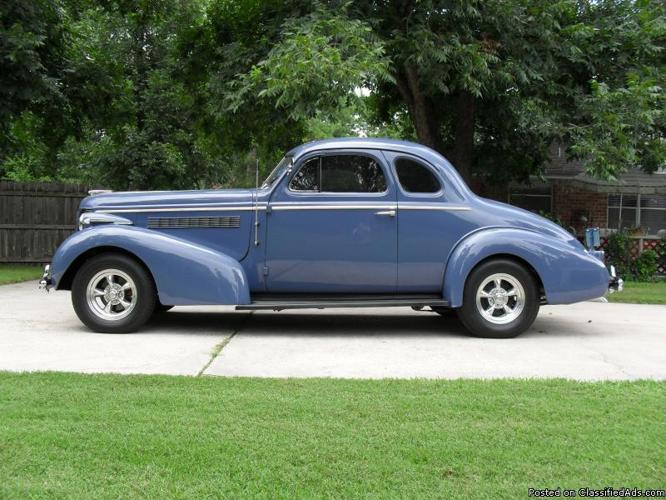 1937 Buick Century Coupe Model 60 For Sale In Houston