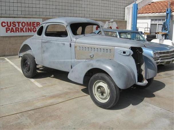 Craigslist 1938 Chevy Coupe For Sale | Autos Weblog