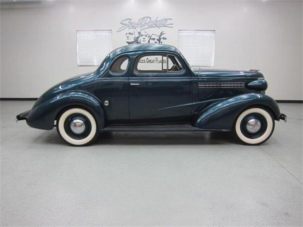 1938 Chevrolet Business Coupe for Sale in Sioux Falls, South Dakota ...
