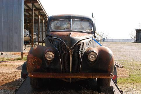 1938 ford 4 door deluxe sedan for sale in hartwell for 1938 ford 4 door sedan