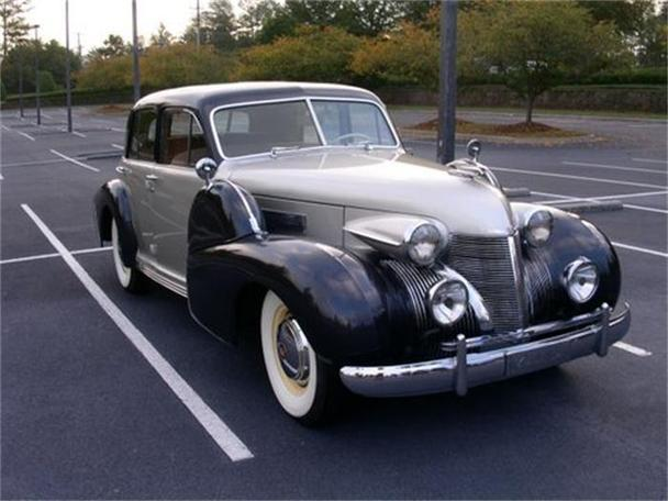 1939 Cadillac Sixty Special For Sale In Roswell Georgia