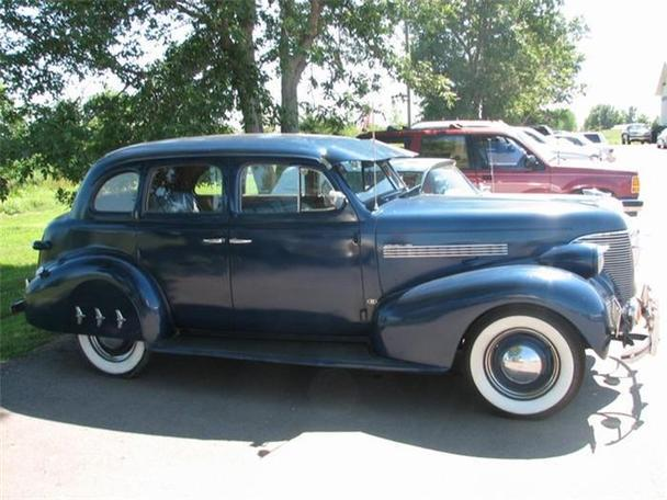 1939 chevrolet master for sale in sioux falls south dakota classified. Black Bedroom Furniture Sets. Home Design Ideas