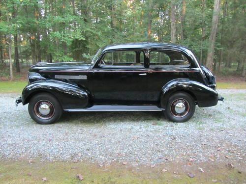 1939 Chevy Master 85 ( very rare Slantback 2 dr. sedan ) for Sale in ...