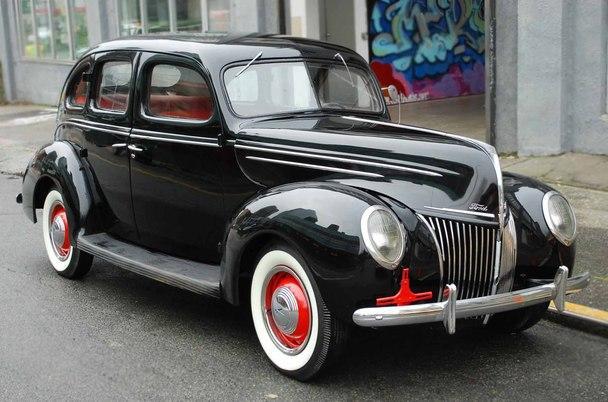 1939 ford deluxe 4 door sedan rebuilt flathead 8 for 1939 ford deluxe 4 door sedan