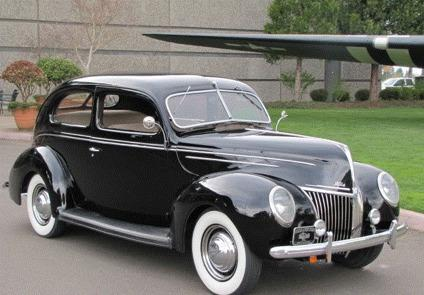 1939 ford deluxe tudor west coast for sale in charlotte north carolina classified. Black Bedroom Furniture Sets. Home Design Ideas