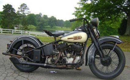 1939 Harley-Davidson Other