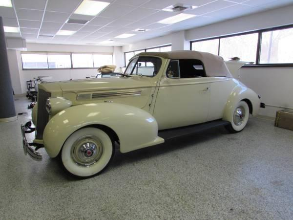 1939 packard 120 for sale mi for sale in lansing michigan classified. Black Bedroom Furniture Sets. Home Design Ideas