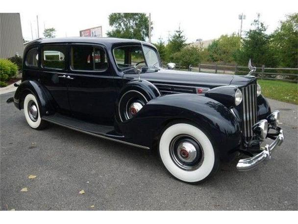 1939 packard limousine for sale in lansing michigan classified. Black Bedroom Furniture Sets. Home Design Ideas