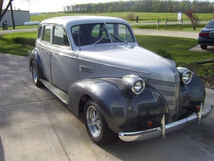 1939 Pontiac Touring Sedan For Sale In Phoenix Arizona