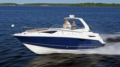 """Phoenix Boats For Sale >> 2012 Larson Cabrio 927 (30'ft) Cabin Cruiser """"Loaded with ..."""