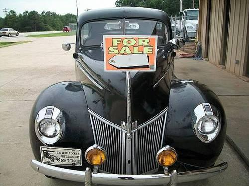 1940 Buick Roadmaster For Sale