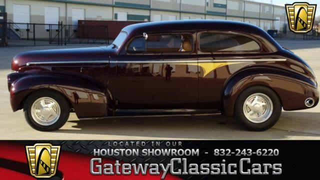American Auto Sales Houston Tx: 1940 Chevrolet Custom Sedan #292HOU For Sale In Houston