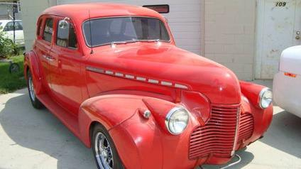 1940 chevrolet master deluxe for sale in council bluffs iowa classified. Black Bedroom Furniture Sets. Home Design Ideas