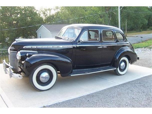 1940 Chevrolet Special Deluxe For Sale In West Line