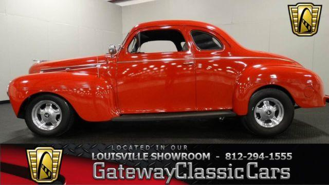 1940 dodge business coupe 1183lou for sale in memphis indiana classified. Black Bedroom Furniture Sets. Home Design Ideas