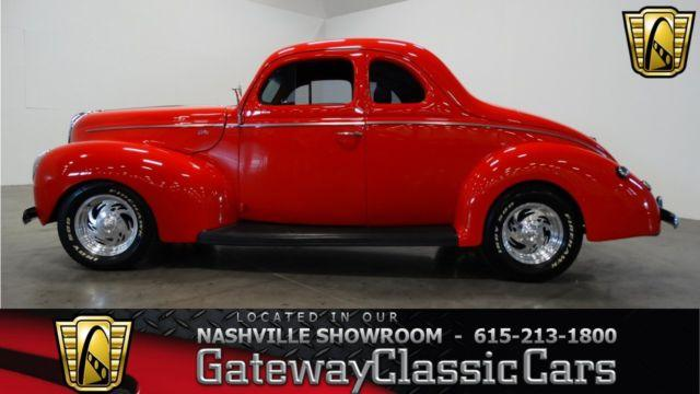 1940 Ford Coupe #212NSH