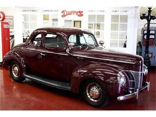 1940 ford deluxe for sale in cedar rapids iowa classified. Black Bedroom Furniture Sets. Home Design Ideas