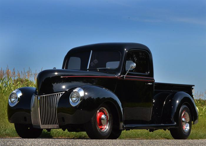 Cars For Sale Rochester Ny >> 1940 Ford Pickup Jet Black for Sale in Angola, New York Classified | AmericanListed.com
