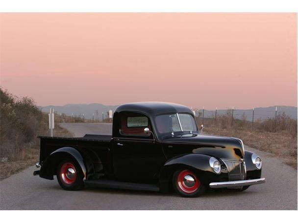 1940 ford truck for sale in orange california classified. Black Bedroom Furniture Sets. Home Design Ideas