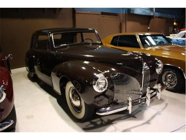 1940 lincoln continental zephyr for sale in branson. Black Bedroom Furniture Sets. Home Design Ideas
