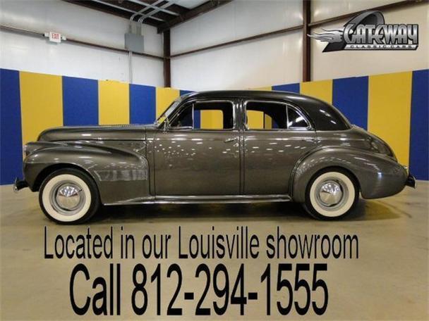 1940 oldsmobile sedan for sale in fairmont city illinois for 1940 oldsmobile 4 door sedan