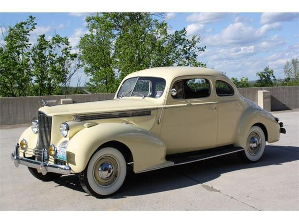 1940 Packard 120 Club Coupe for Sale in Branson, Missouri ...