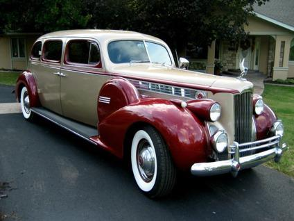 1940 packard limousine for sale in greenville south carolina classified. Black Bedroom Furniture Sets. Home Design Ideas