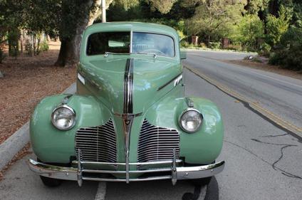 1940 Pontiac Silver Streak Deluxe For Sale In Kernersville