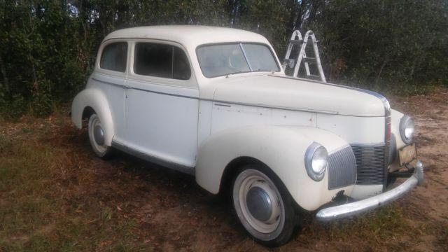 1940 Studebaker 2dr Champion Sedan For Sale In Clermont