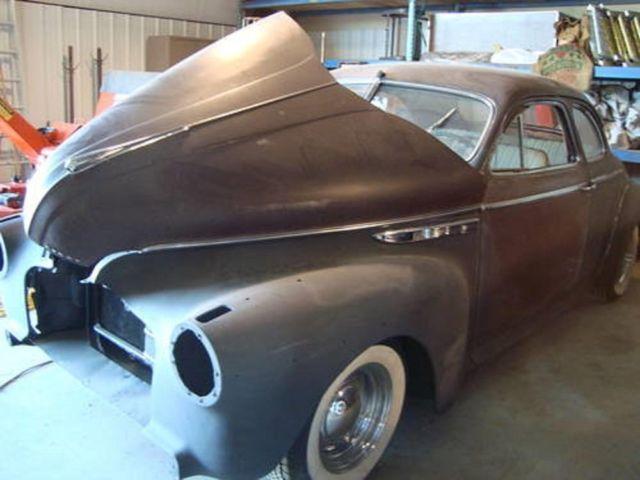 1941 Buick Super Club Coupe Ne Bill For Sale In Co