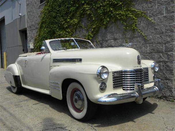 1941 cadillac convertible for sale in new york new york classified. Black Bedroom Furniture Sets. Home Design Ideas