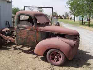 1941 chevy pickup halfway for sale in lubbock texas classified. Black Bedroom Furniture Sets. Home Design Ideas