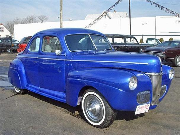 1941 ford 2 dr coupe for sale in riverside new jersey classified. Black Bedroom Furniture Sets. Home Design Ideas