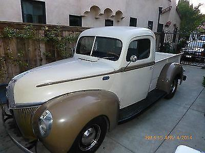 1941 Ford Pickup 1/2 ton