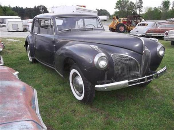 1941 lincoln continental for sale in gray court south carolina classified. Black Bedroom Furniture Sets. Home Design Ideas