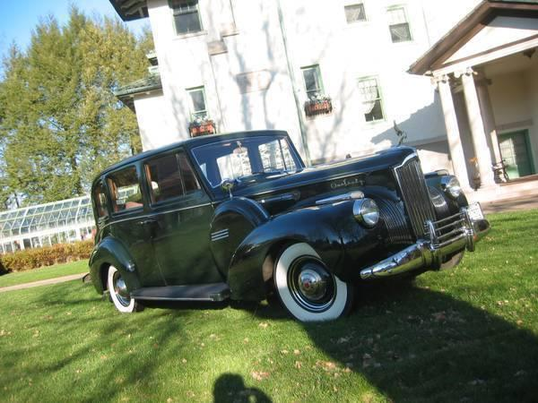 Cars For Sale In Wv: 1941 Packard 160 (WV) For Sale In Sistersville, West