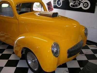 1941 willys coupe replica kit car for sale mo for sale in springfield missouri classified. Black Bedroom Furniture Sets. Home Design Ideas