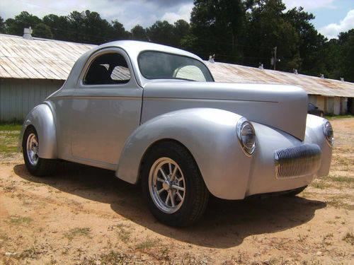 1941 Willys Coupe Street Rod-All New Build