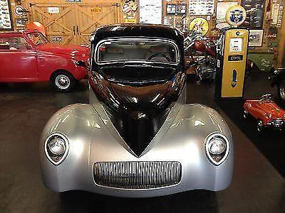 1941 Willys Coupe Street Rod Hot Rod For Sale In