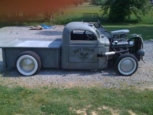 1941 Chevy Chop Top Rat Rod For Sale In Greenville Kentucky