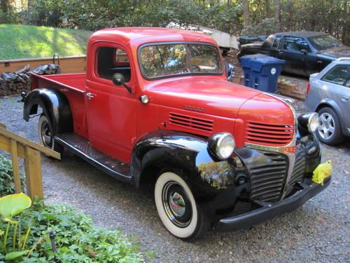 Dodge Wc For Sale >> 1942 DODGE WC 1/2 TON PICKUP TRUCK for Sale in Little Egg Harbor Township, New Jersey Classified ...