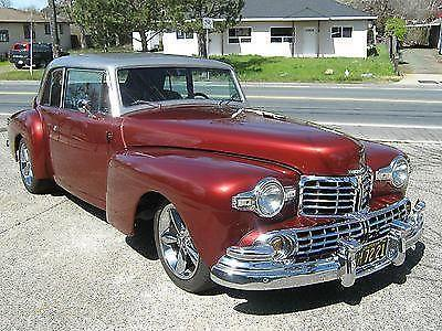 1942 Lincoln Continental Ford Motor Co For Sale In